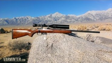 A Review and Hunt with the CZ Model 527 in .17 Hornet