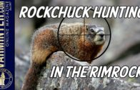 Rockchuck Hunting in the Rimrock of California